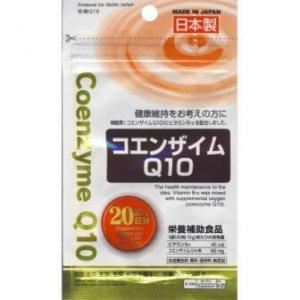Coenzyme+Q10+(Коэнзим+Q10)+20+дней+кв