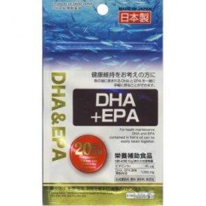DHA+++EPA+(Омега-3)+20+дней+кв